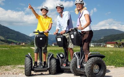 Segway, la movilidad divertida y sostenible